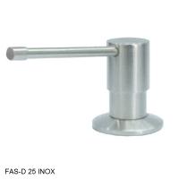 Дозатор для мыла Fabiano FASD 25 Inox