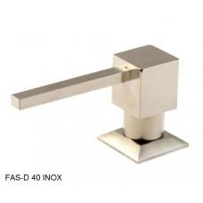 Дозатор для мыла Fabiano FASD 40 Inox