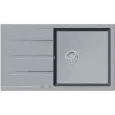 Мойка Fabiano Classic 86x50 XL Grey Metallic