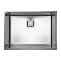 Кухонная мойка Fabiano Quadro 53 R10 (530x440) 1,20 мм