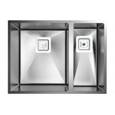 Кухонная мойка Fabiano Quadro 58 R10 (580x440) L 1,20 мм