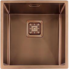 Мойка Fabiano Quadro 44 Nano Copper
