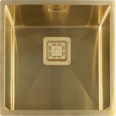 Мойка Fabiano Quadro 44 Nano Gold